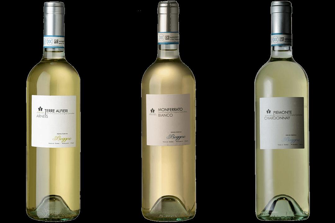 Vini Bianchi Bogge Wine Boggero