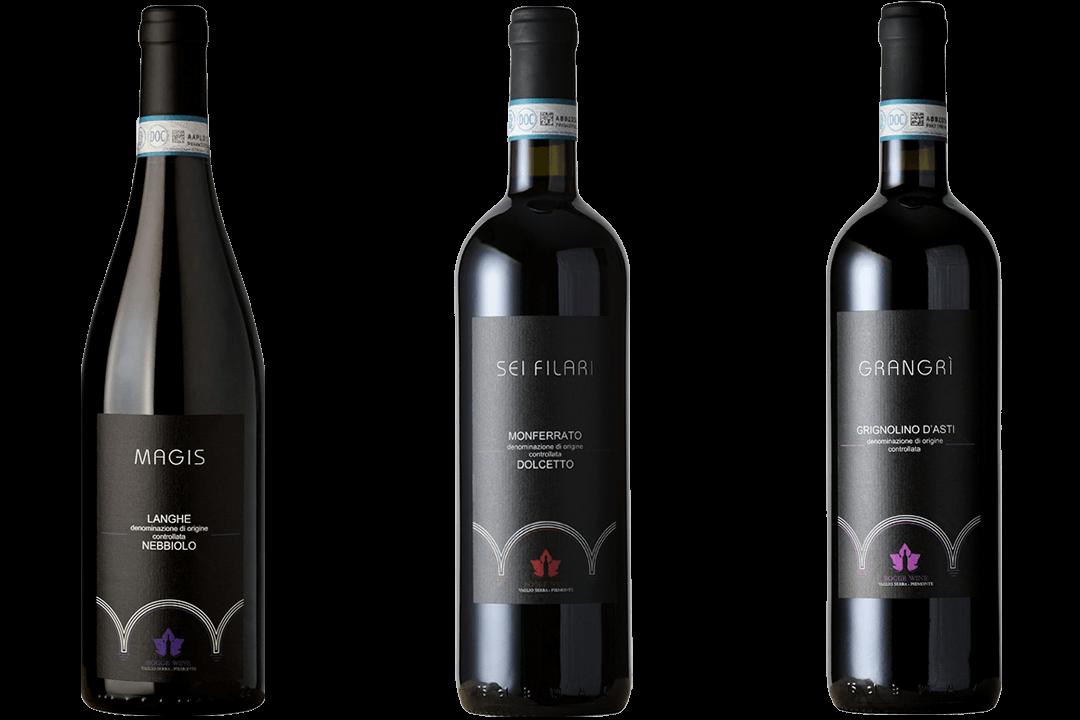Vini Rossi Bogge Wine Boggero